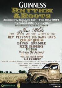 Guinness Kilkenny Rhythm & Roots Festival