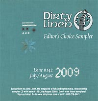 "Dirty Linen ""Editor's Choice"" sampler CD #5"