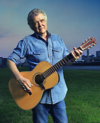 Guy Clark, photo by Jim McGuire