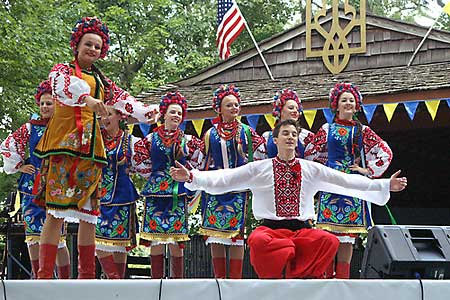 Voloshky Ukrainian Dance Ensemble