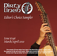 "Dirty Linen ""Editor's Choice"" Sampler CD #7"
